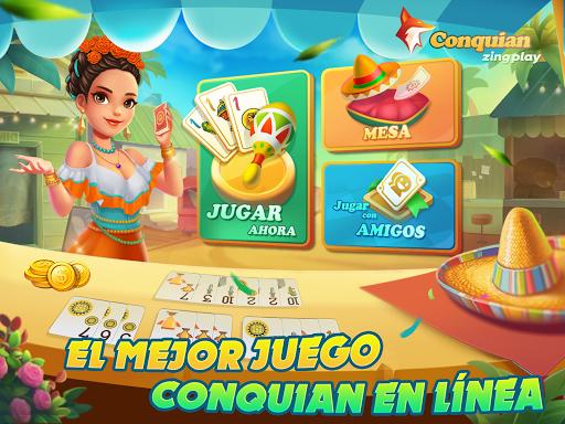 Conquian Espau00f1ol - ZingPlay 407 6