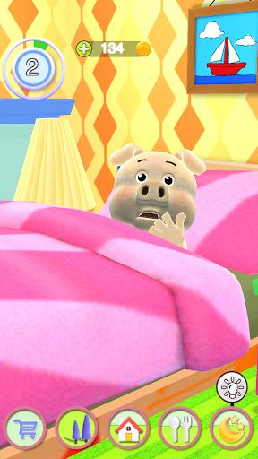Talking Piggy modavailable screenshots 8