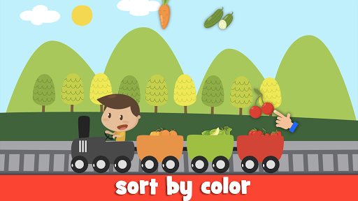 Learn fruits and vegetables - games for kids 1.5.4 screenshots 20