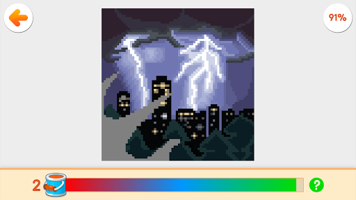 ARTNUM - Color by Number & Pixel Art v1.0.14 screenshots 15