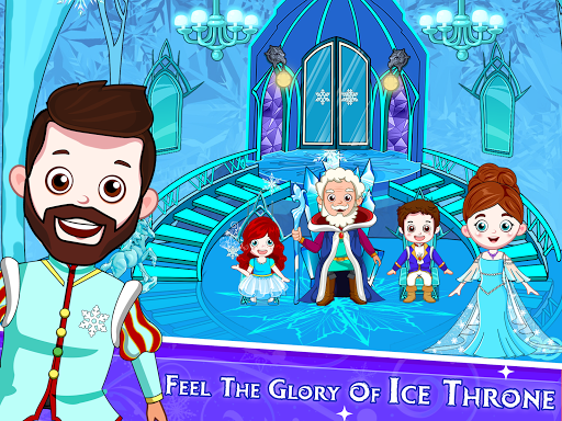 Mini Town: Ice Princess Land 1.6 screenshots 1