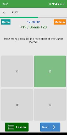 Top Islamic Quiz ud83dudd4b android2mod screenshots 2