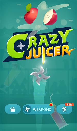 Crazy Juicer - Slice Fruit Game for Free  screenshots 1