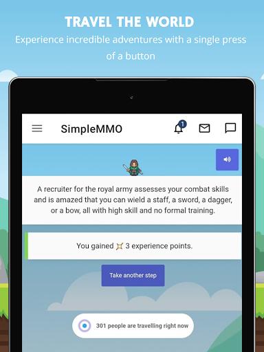 SimpleMMO - The Lightweight MMO  screenshots 7