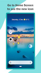 X Icon Editor (Customize App icon & Shortcut) 1.1.5 Screenshots 7