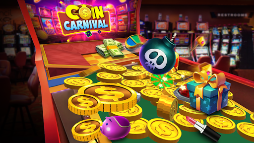 Coin Carnival - Vegas Coin Pusher Arcade Dozer 3.1 screenshots 8