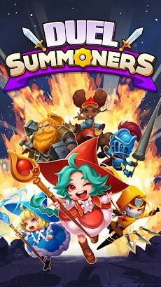 Duel Summoners - パズルと戦術のおすすめ画像5