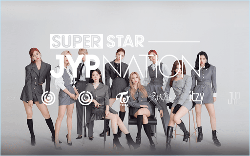 SuperStar JYPNATION  screenshots 6