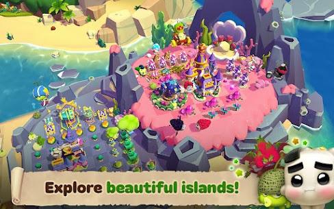 Merge Kuya Island MOD APK (Unlimited Money) Download 10