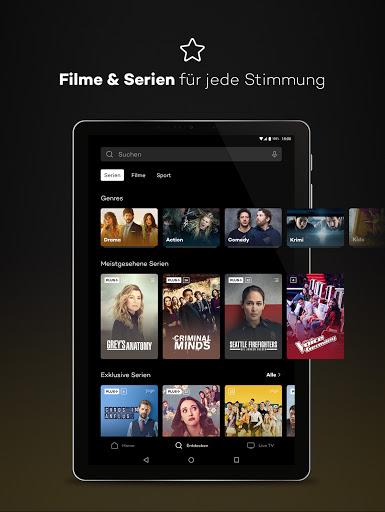 Joyn | deine Streaming App android2mod screenshots 21