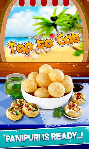 Panipuri Maker Indian Cooking Game screenshots 10