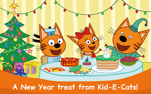 Kid-E-Cats: Cooking for Kids with Three Kittens!  screenshots 8