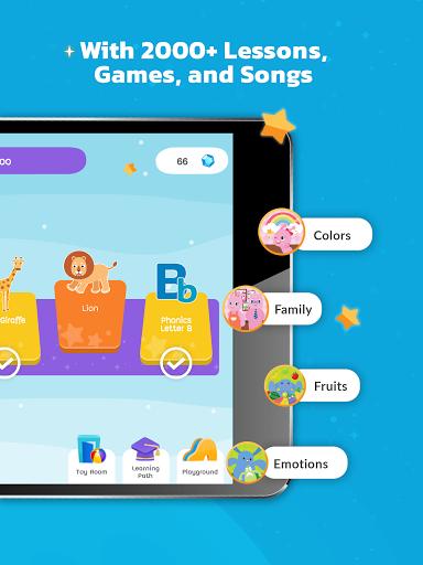 Learn English for Kids by Galaxy Kids screenshots 11