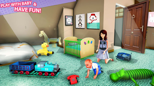 New Baby Single Mom Family Adventure 1.1.5 screenshots 7