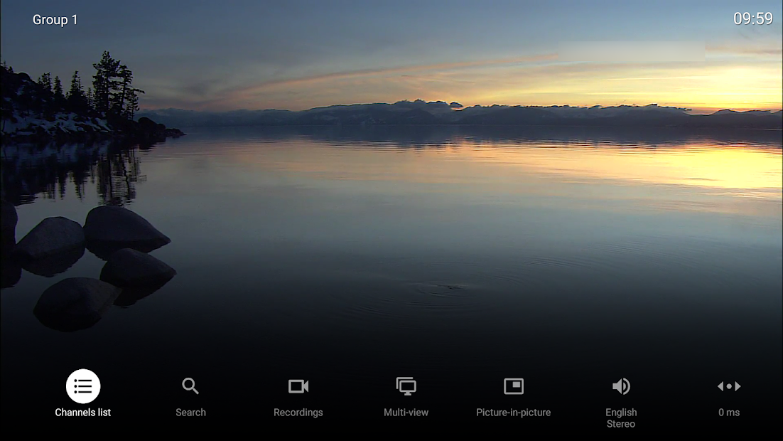 TiviMate IPTV Player screenshot 4
