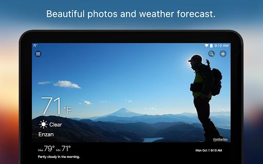 Weather & Widget - Weawow android2mod screenshots 7