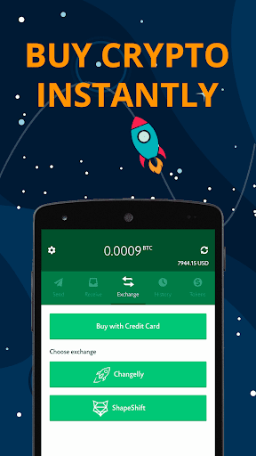 Coin Bitcoin Wallet 3.0.8 Screenshots 2