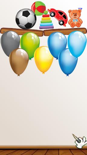 baby balloons globos screenshot 1