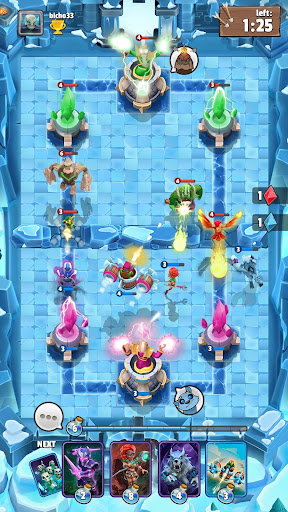 Clash of Wizards - Battle Royale android2mod screenshots 4