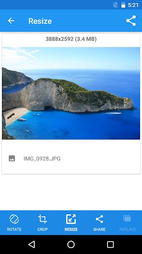 Photo & Picture Resizer: Resize, Downsize, Adjust 1.0.289 Screenshots 2