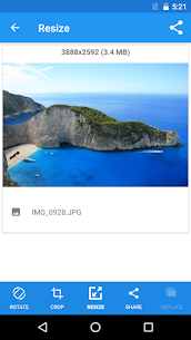 Photo & Picture Resizer: Resize, Downsize, Adjust 1.0.289 MOD APK [UNLOCKED] 2