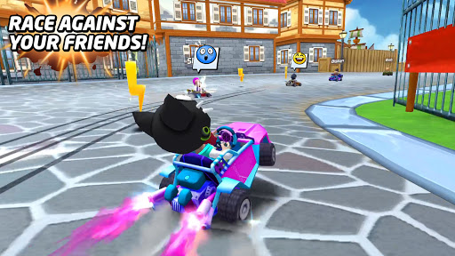 Boom Karts - Multiplayer Kart Racing  screenshots 4