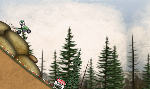 Stickman Downhill Motocross 4.1 screenshots 5