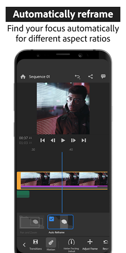 Adobe Premiere Rush u2014 Video Editor  Screenshots 8
