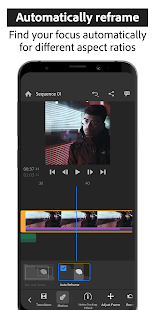 Adobe Premiere Rush — Video Editor Screenshot