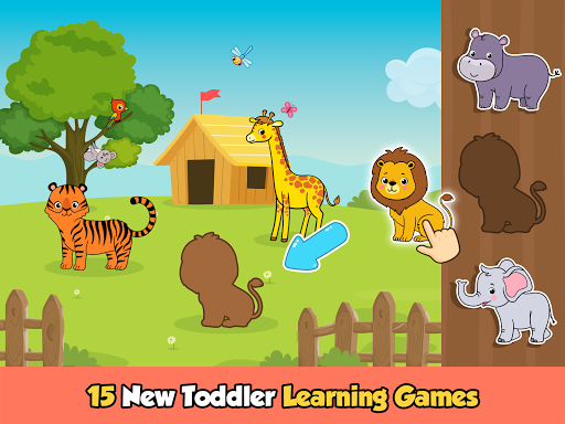 Baby Games for 1+ Toddlers 32 screenshots 11