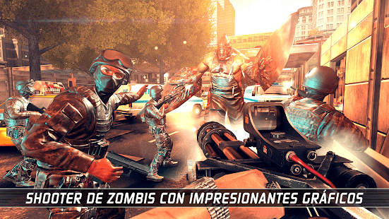 UNKILLED - Shooter multijugador de zombis Screenshot