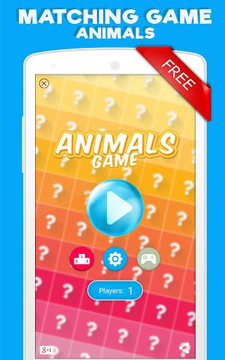 Memory Game: Animals  screenshots 4