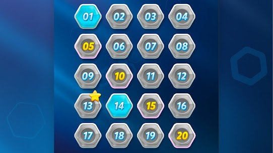 Block Hexa Puzzle MOD (Unlimited Gold Coins) 5