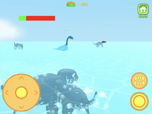 Dinosaur World 3D - AR Camera  screenshots 8