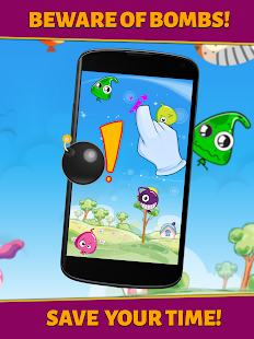 Balloon Popping Game for Kids - Offline Games
