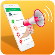 Voice Notification Reader for whatsapp, SMS Notify