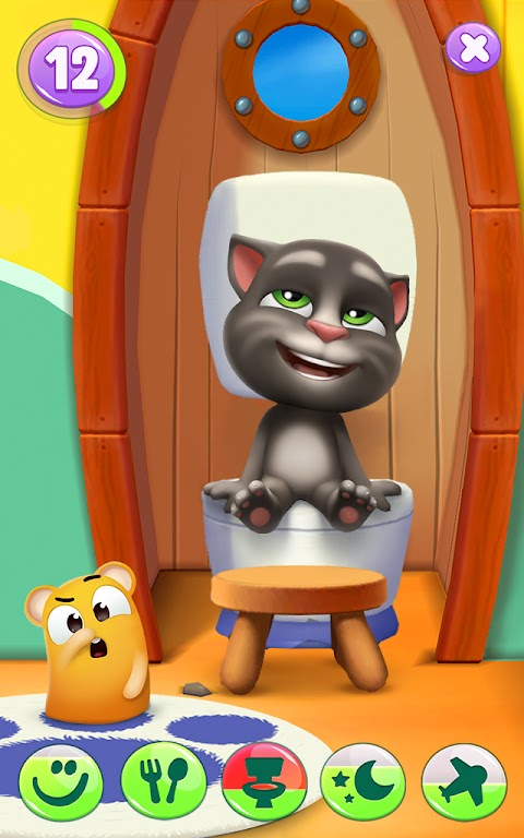 My Talking Tom 2 poster 2