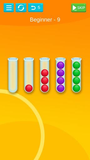 Ball Sort - Bubble Sort Puzzle Game 3.2 screenshots 4