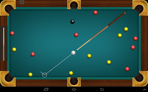 Billiard free MOD APK (Unlimited Money) 3