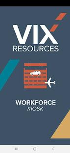 Workforce Kiosk