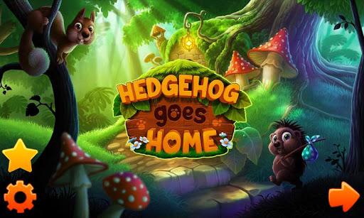 Hedgehog goes home screenshots 1