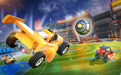Rocket Car Soccer league - Super Football 1.7 Screenshots 12