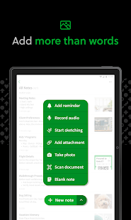Evernote - Notes Organizer & Daily Planner Capture d'écran