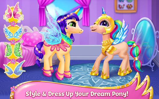 Coco Pony - My Dream Pet 1.1.2 screenshots 11