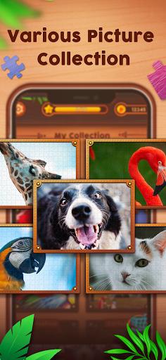 Jigsaw Puzzles - Magic Collection Games  screenshots 4