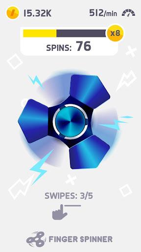 Fidget Spinner 1.3.4 screenshots 5