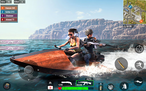 Sniper Assassin Secret War Mission 1.3 Screenshots 14