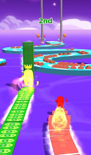 Shortcut Race 3D - Impostor Stack & Run apktreat screenshots 2