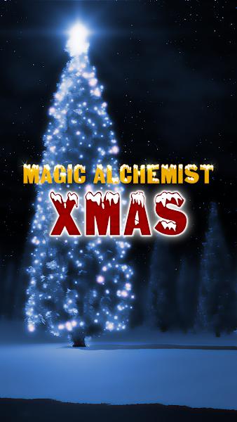 Magic Alchemist Xmas
