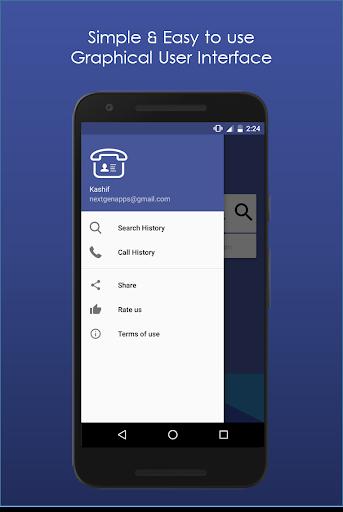 Kashif - Best Caller ID/Identify Unknown Caller  Screenshots 3